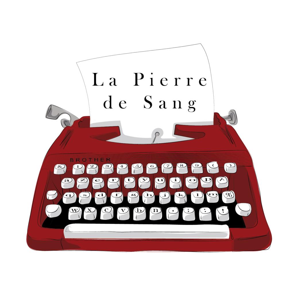 La Pierre de Sang roman de Floriane IMPALA Fantasy