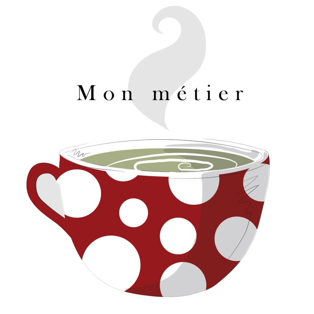 Mon métier de créatrice de thé chez Le Jardin de Mademoiselle Boutique et Salon de thé
