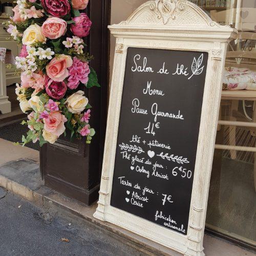 Le jardin de mademoiselle magasin et salon de thé